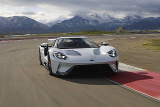 Fahrbericht: Ford GT - Need for Speed