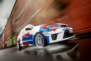 WRC-Polo mit 420 PS - Ober-Krawallo im Zwergenformat