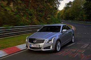 Cadillac ATS - Mit Kleinen neue amerikanische Größe zeigen (Kurzfas...