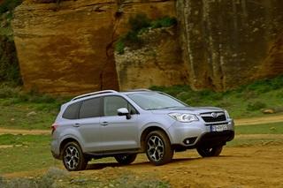 Subaru Forester - Für Familien und Förster (Kurzfassung)