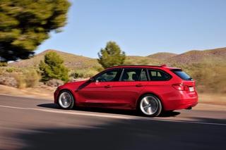 BMW 3er Touring - Es kommt nicht allein auf die Größe an