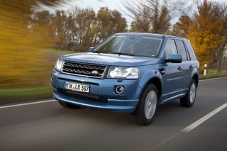 Land Rover Freelander - Die feine englische Art (Kurzfassung)