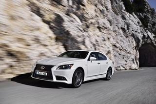 Lexus LS 600h - Sparsames Highlight der Luxus-Baureihe (Kurzfassung)