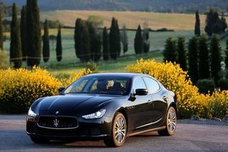 Maserati Ghibli - Der kleine Bruder (Kurzfassung)
