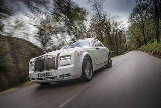 Rolls-Royce Phantom - Gleiten statt hetzen (Kurzfassung)