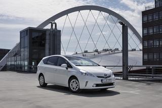Toyota Prius+ - Hybrid für Sieben (Vorabbericht)