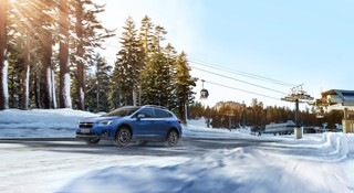 Subaru XV - Sondermodell mit üppiger Ausstattung