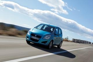 Suzuki Splash - Facelift für den Microvan (Kurzfassung)