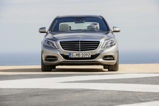 Neue Mercedes S-Klasse - Neue Karosserievarianten und mehr Hybride