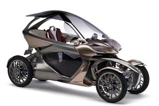 Yamaha-Studien MWC-4 und Motoroid - Starke Stromer