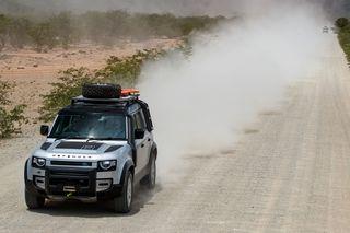Fahrbericht: Land Rover Defender  - Zurück in die Zukunft