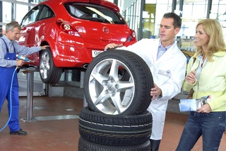 Neues EU-Reifenlabel  - Abrieb und Laufleistung kommen dazu