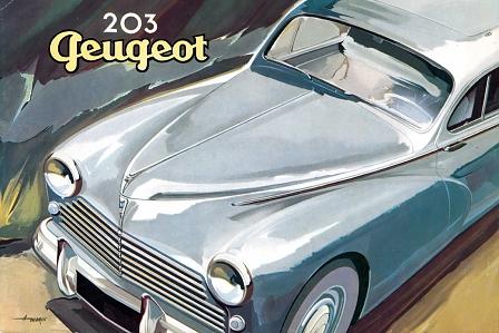 Peugeot feiert 200 Jahre - Wie die Löwen fahren lernten