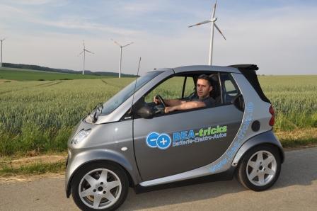 Elektro-Autos zum selber Bauen - Baukästen für Ungeduldige