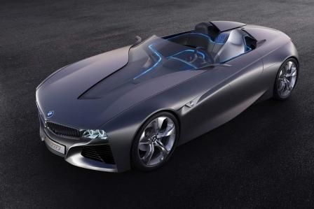 BMW auf dem Genfer Salon - Du bist nicht allein