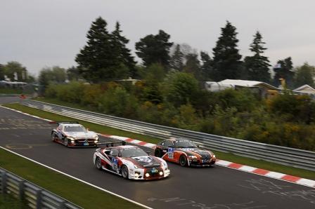 40. 24-h-Rennen Nürburgring - Himmel und Grüne Hölle