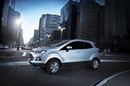Ford Ecosport - Kugas kleiner Bruder