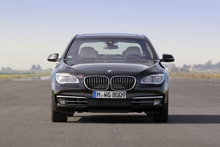 BMW 760 Li - Luxusgleiter
